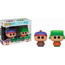 Funko POP! South Park 2 Pack Stan / Kyle Figure