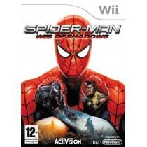 Spider-Man Web Of Shadows Wii