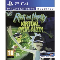 Rick and Morty Virtual...