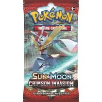 Pokemon Sun & MoonCrimson...