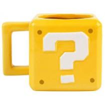 Super Mario Question Block Mok
