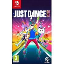Just Dance 2018 Nintendo...