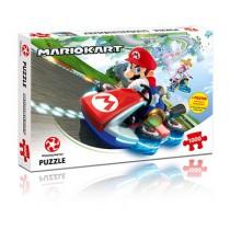Super Mario Kart Puzzle