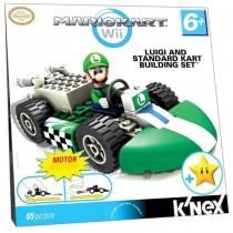 Knex Mariokart Luigi