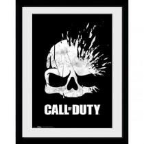 Call of Duty Logo Skull...