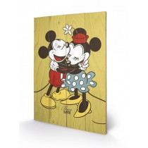 Mickey en Minnie Mouse...
