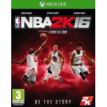 NBA Basketball 2K16 Xbox One