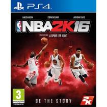 NBA Basketball 2K16 PS4