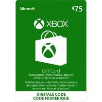 Xbox Gift Card 75 euro