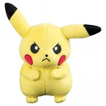 Pokemon Grimly Pikachu Plush