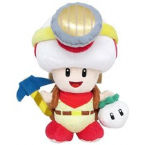 Nintendo Captain Toad Plush