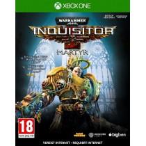 Warhammer 40K Inquisitor...