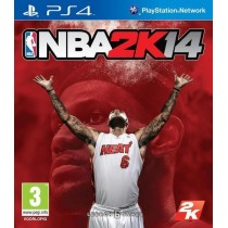 NBA Basketball 2K14 PS4
