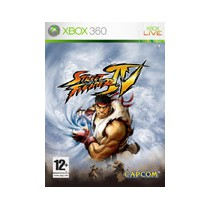 Street Fighter 4 (IV) Xbox 360