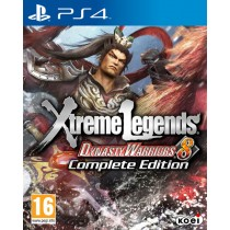 Dynasty Warriors 8 Xtreme...