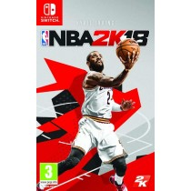NBA Basketball 2K18...