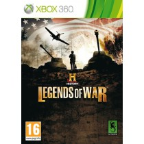 History Legens of War Xbox 360