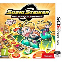 Sushi Striker the way of...