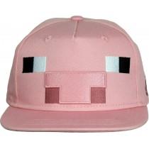 Minecraft Pig Kids Cap