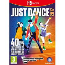 Just Dance 2017 Nintendo...