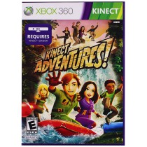 Kinect Adventures Game Only...