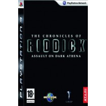 The Chronicles Of Riddick Ps3