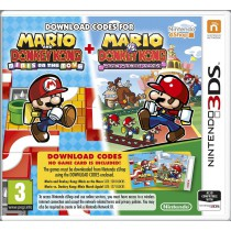 Mario and Donkey Kong N3ds