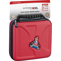 Official Mario Travel Case Red