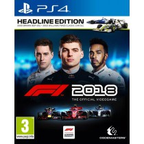 F1 2018 (Headline Edition)...