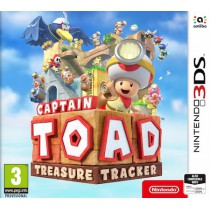 Captain Toad N3ds