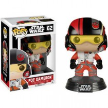 Funko POP! Star Wars 62 Poe...