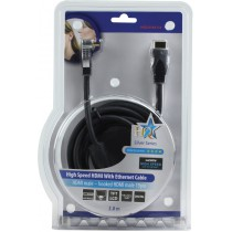 HQ High Speed HDMI Cable 5m