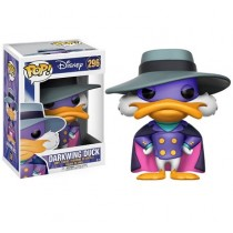 Funko Pop! Disney 296 Darkwing Duck Vinyl Figure