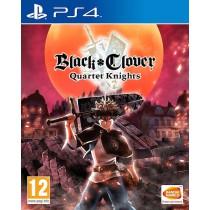 Black Clover Quartet...