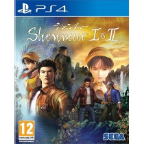 Shenmue 1 & 2 PS4