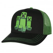 Minecraft Creeper Rush Cap