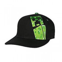 Minecraft Creep Kids Cap