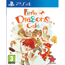 Little Dragons Cafe PS4