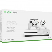 Xbox One S 1TB incl 2...