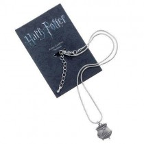 Harry Potter Silver Plated Potion Cauldron Necklace