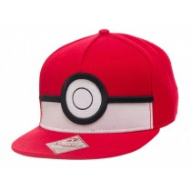 Pokemon 3D Pokeball Cap