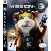 Disney Mission- G PS3