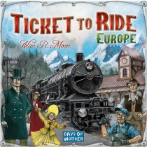 Ticket to the Ride Europe
