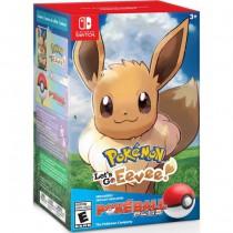 Pokemon Let's Go Eevee!  +...