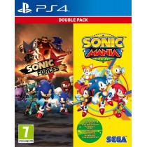Sonic Forces & Sonic Mania...