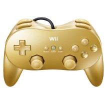 Classic Controller Gold...