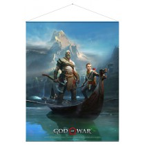 God of War Wandscroll...