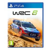 WRC 6 PS4