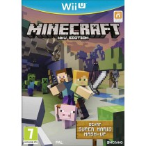 Minecraft Wiiu Edition WiiU