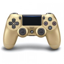 Wireless Dualshock 4 Controller Gold PS4